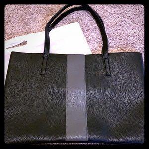 Black Vince Camuto Vegan Leather Bag